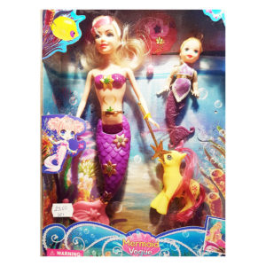 Papusa Sirena Mermaid Vogue - Papusa Sirena Mermaid Vogue