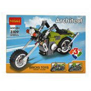 Lego Architect Motocicleta -