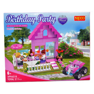 Lego Fetite Birthday Party -