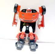 Robot Transformers in Minicar -