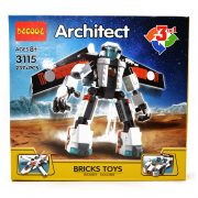 lego avion, masina si robot - lego 3 in 1 architect - DSC 1934 180x180 - Lego Avion, Masina si Robot – Lego 3 in 1 Architect