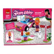 Lego fetite Happy Holiday -