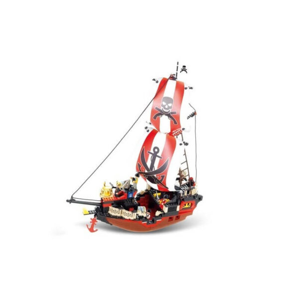 Set Corabie Pirati model lego (4)